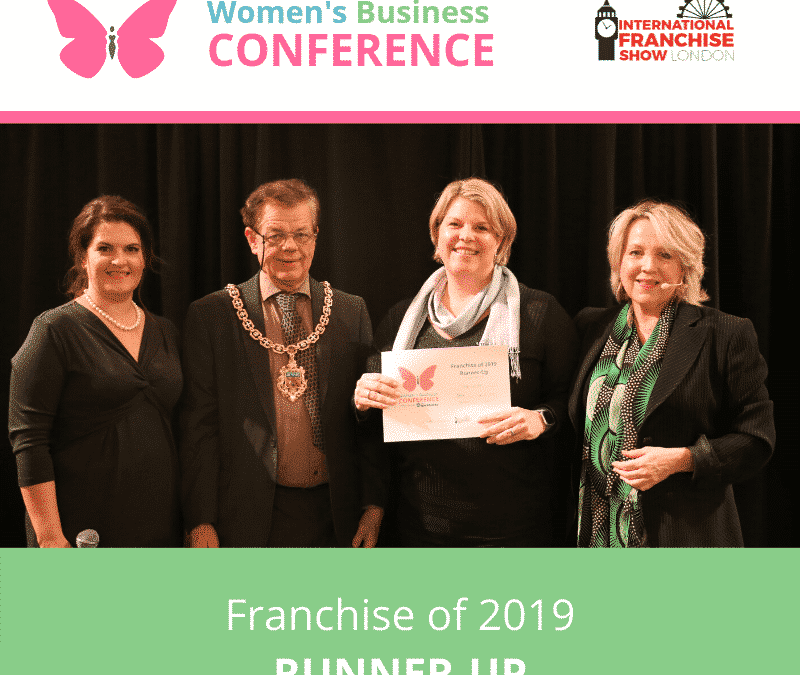 Franchise of the Year – Women's Business Conference